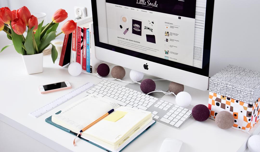 Rzeczy, które chciałabym wiedzieć na początku blogowania