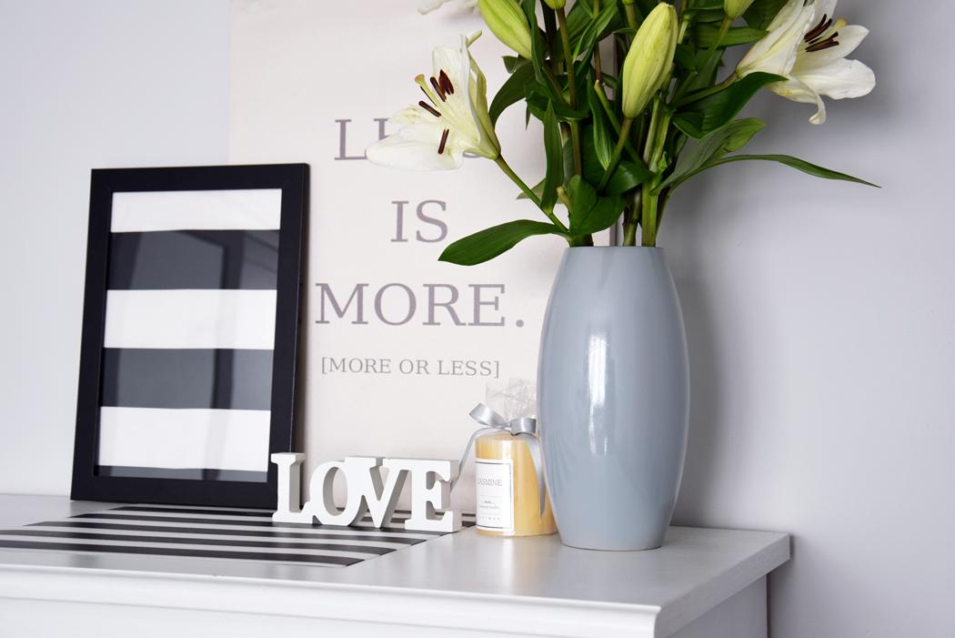 Przemalowanie wazonu DIY