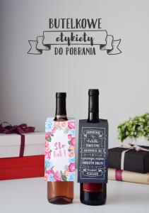 Etykiety na wino