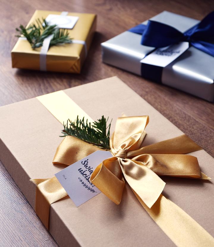 Pakowanie prezentow pomysly