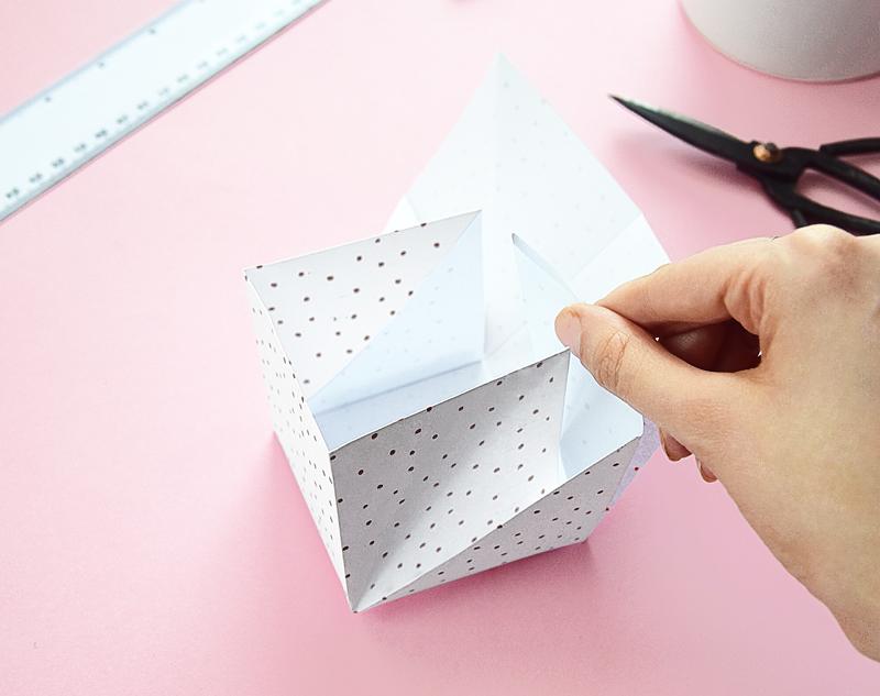 origami instrukcja