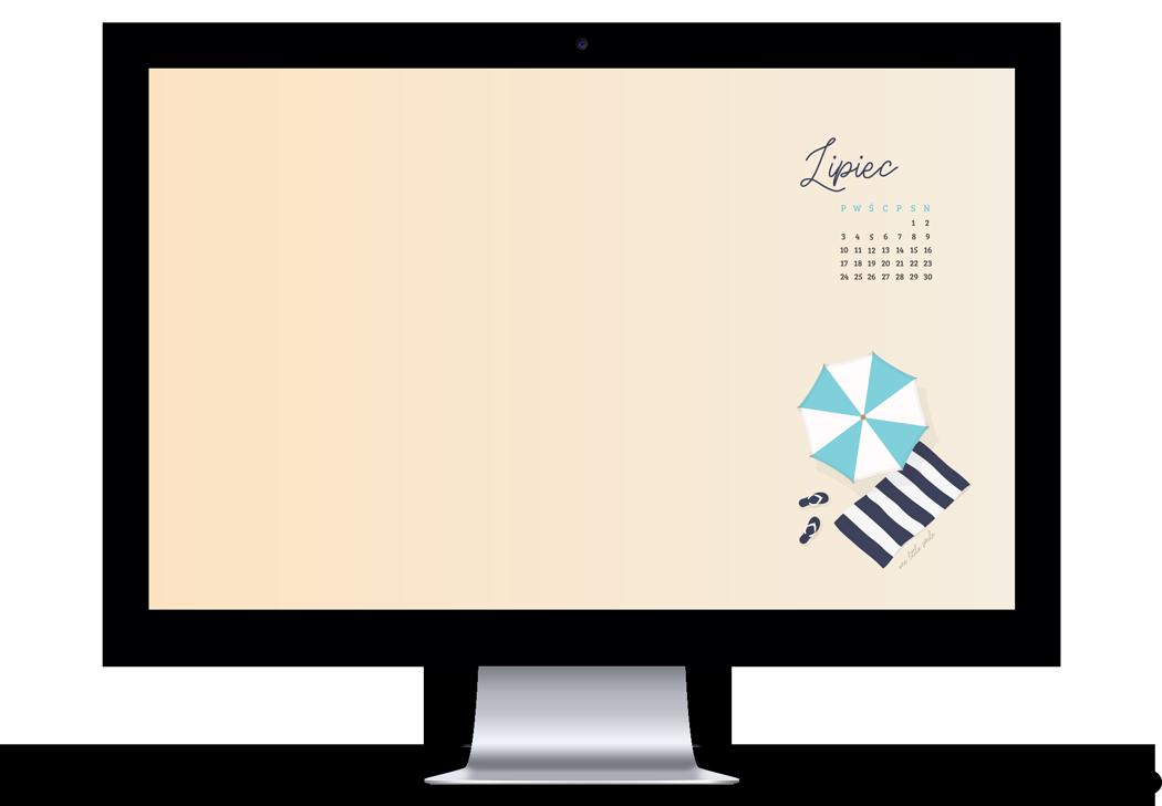 tapeta-lipiec-kalendarz