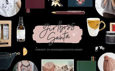 Girlboss Santa – 28 pomysłów na prezent od przedsiębiorczych kobiet