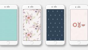 Letnie tapety na telefon i tablet